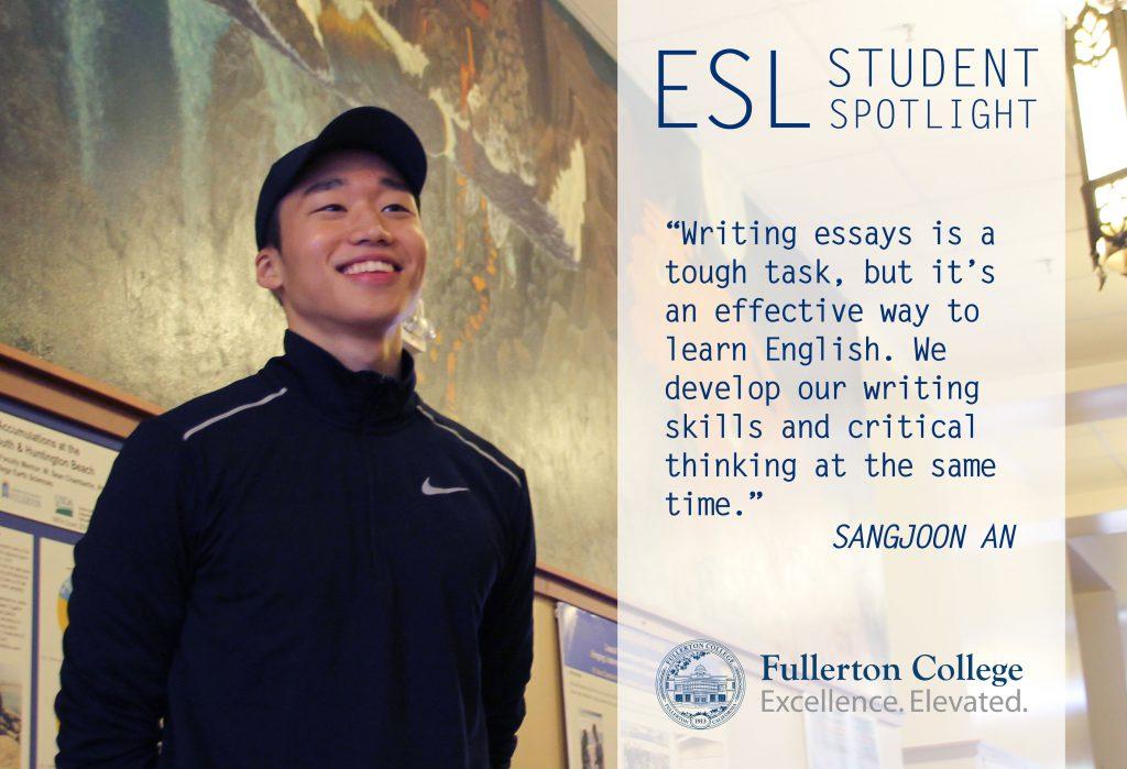ESL Spotlight - Sangjoon An